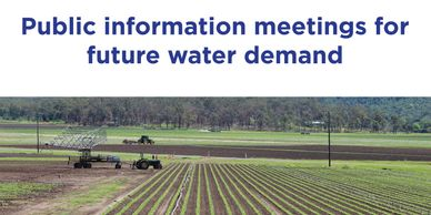 Lockyer Valley and Somerset Water Collaborative Public information meetings