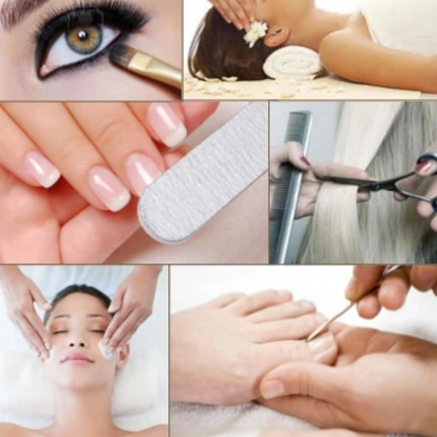 SASS offers a variety of aesthetic spa and salon services
