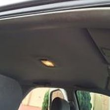 car ceiling liner repair