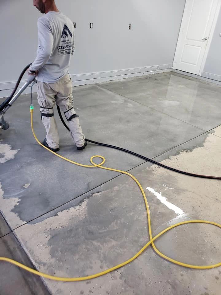 Epoxy Floors Epoxy Flooring Cape Coral Florida