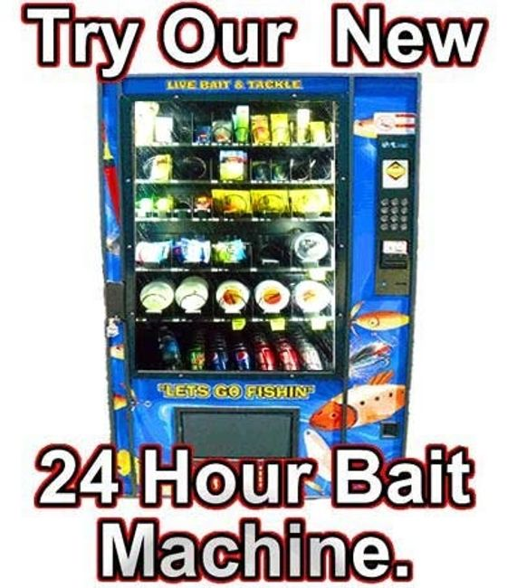 24 HOUR FISHING BAIT & TACKLE