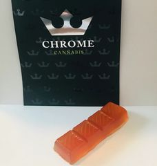 Full Spectrum Edibles 300mg THC Chrome Cannabis Whistler edibles 300mg gummy infused edibles THC CBD
