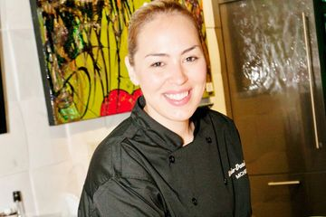 Chef Marie teaches you how to cook; or individual workshop to group masterclass! Perfect your skills