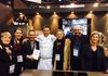 Chef Marie - MCHEF presenting new herbs and spices all filler-free and allergen-free to Michelin Star Group, Lyon FR