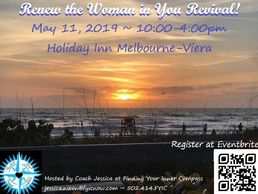 Renew the Woman in You Revival!, women, rejuvenation, self-care, confidence, wellness, complete, joy