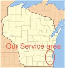 Home inspectiors in Milwaukee Wisconsin