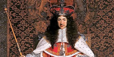 The Thee Cups Harwich - King Charles II of England