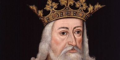 The Thee Cups Harwich - King Edward III of England