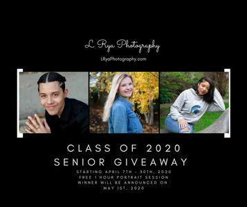 Class of 2020 Senior Giveaway for Northeast Ohio