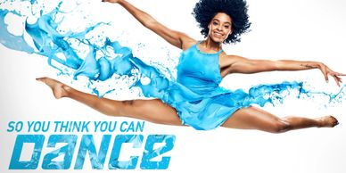 So You Think You Can Dance Fox Television Show Dancers Competition Emmy Award Winning