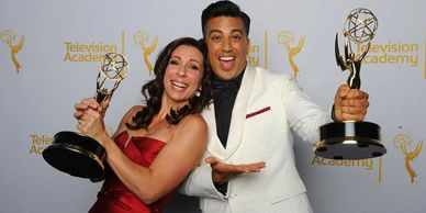 So You Think You Can Dance choreographers Tabitha D'Umo and Napolian win television's Emmy Award
