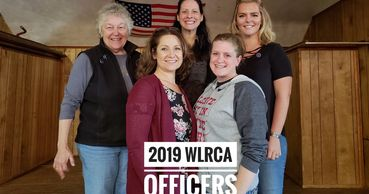 2019 WLRCA Officer Group Photo