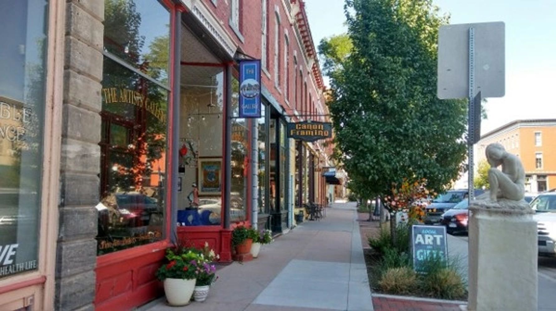 Historic Downtown Auburn is the social, cultural, economic center and gathering place for events!