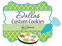 Dallas Custom Cookies
