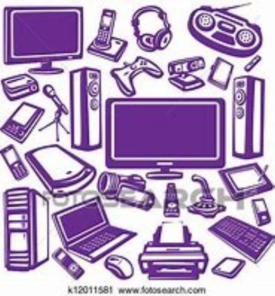 Examples of E-WASTE to be Recycled for free