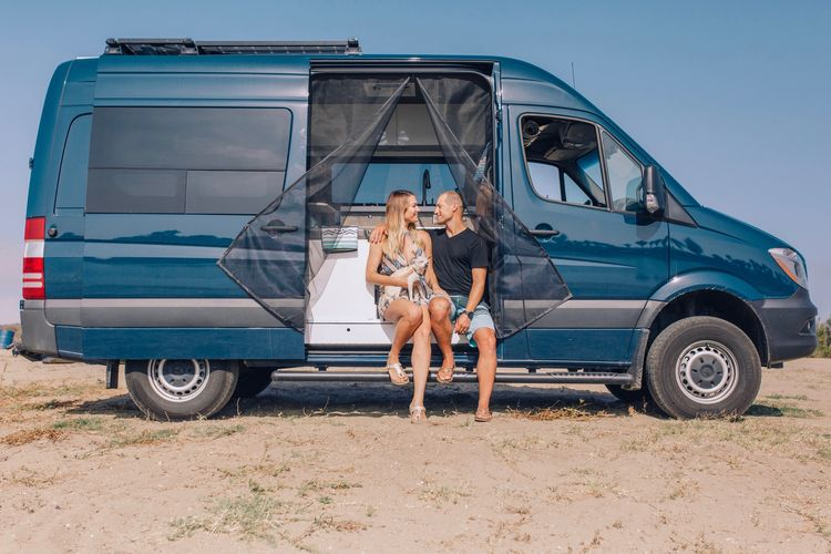 Vanlife with a Mercedes Sprinter 4x4