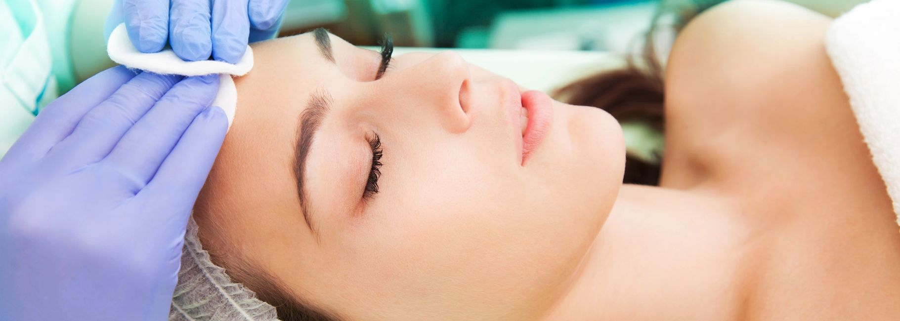 Precision peel facial little rock, antiaging facial little rock, rejuvenating custom facial near me