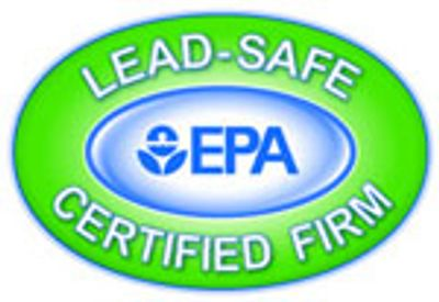 Lead safe EPA certified