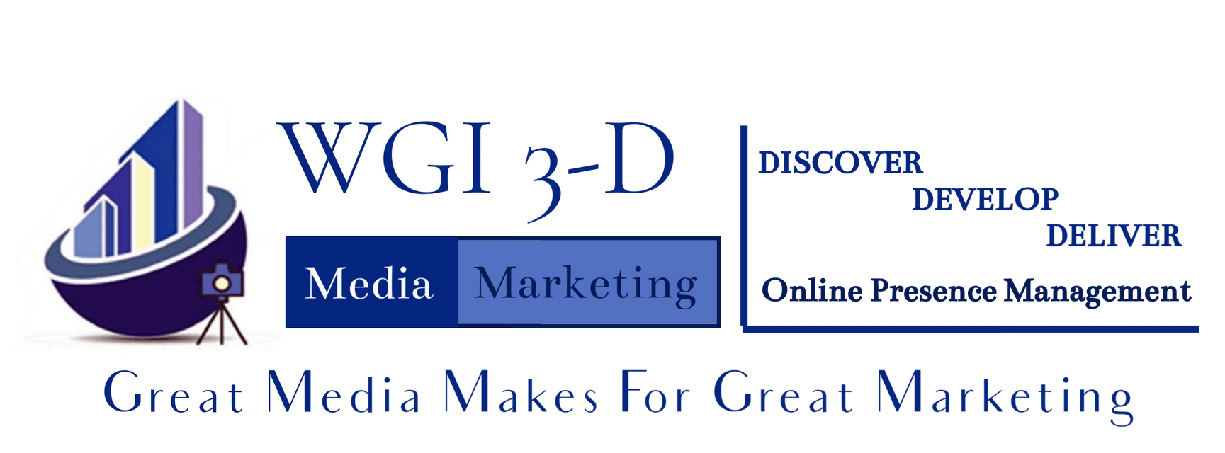 WGI 3-D Media & Marketing
