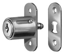 CompX National C8042 Push and Turn Cabinet Lock