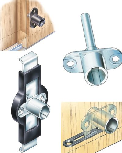 CompX Timberline Common Lock Styles