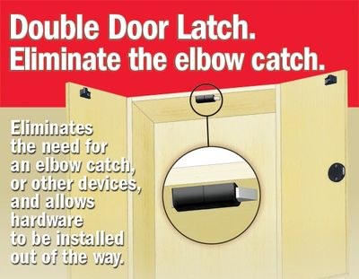 CompX Timberline Double Door Latch