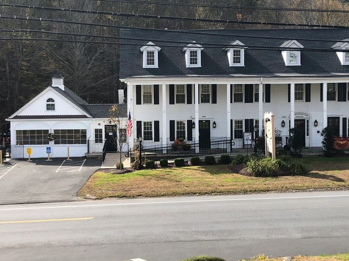 Located inside the historic Oxford House , this unique tavern is loaded with delicious menu options