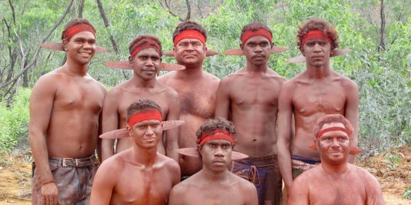 members of the Kimberley Land Council