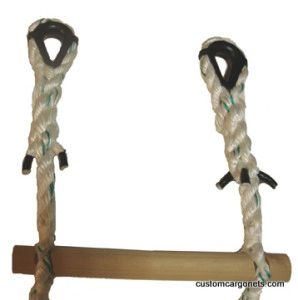 Dual Termination for Rope Ladder