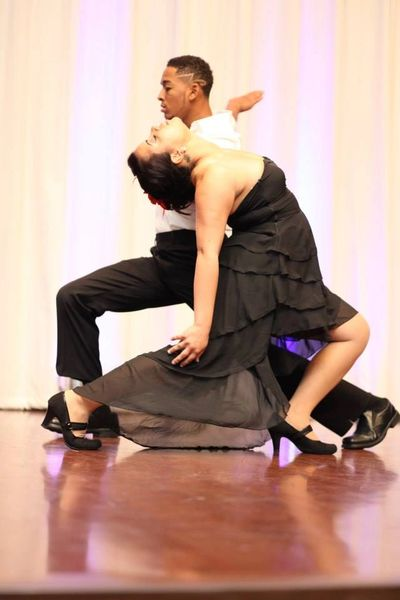 Dance at the Julia De Burgos Cultural Arts Center
