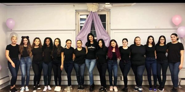 Miss Latina Image 2019 at the Julia De Burgos Cultural Arts Center