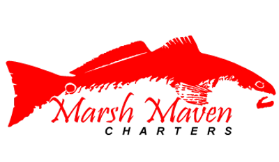 Marsh Maven Fishing Charter logo
