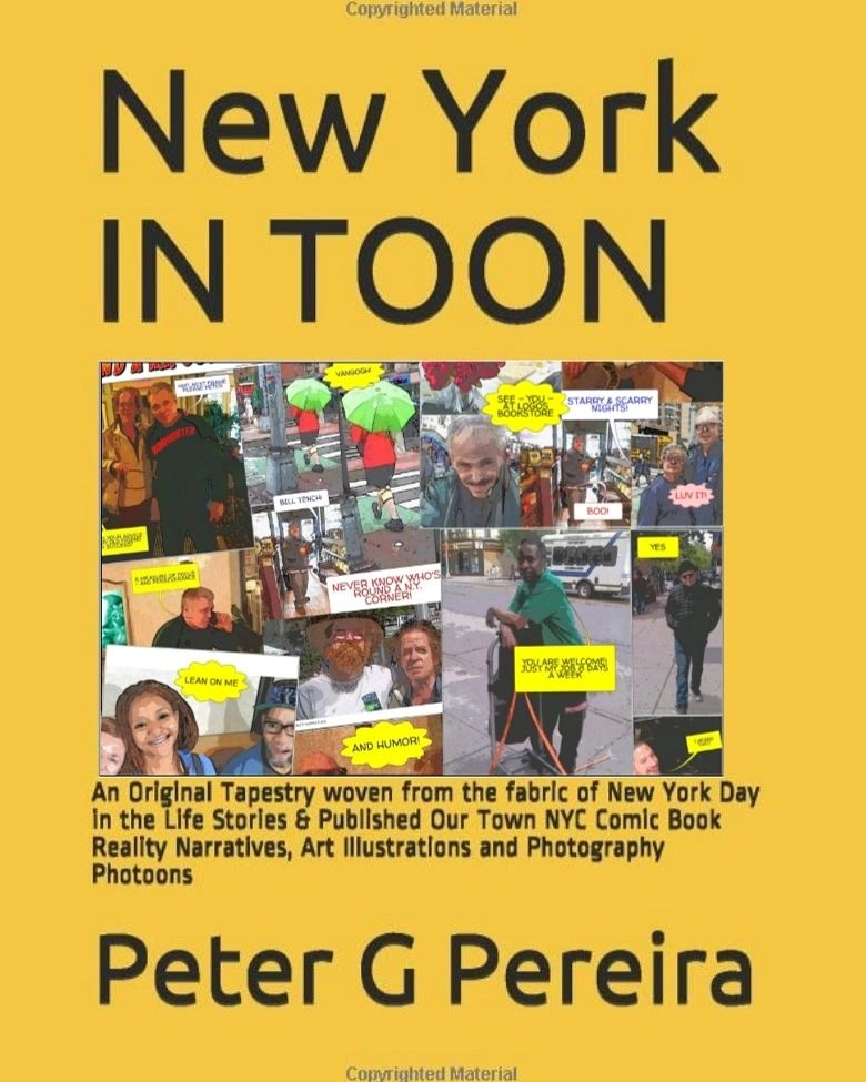 New York IN TOON BOOK https://www.amazon.com/New-York-TOON-Illustrations-Photography/dp/B087CP86J2