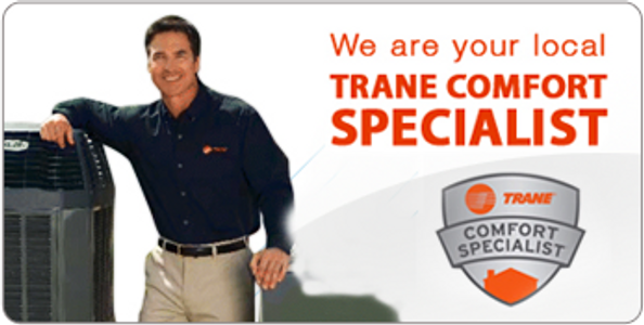 Trane Product & Comfort Specialist -  Sales, Installation, repairs and maintenance