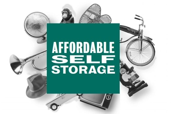 Affordable Self Storage SF