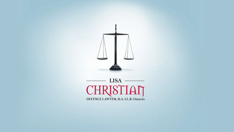 Lisa Christian Defence Lawyer - scales in balance logo