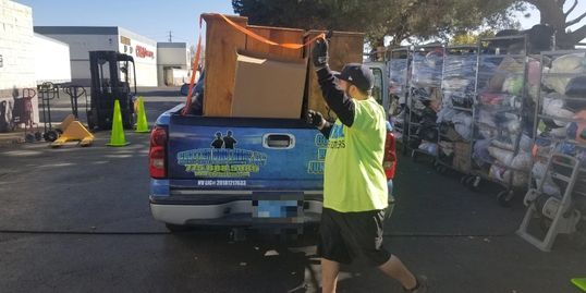 Donations reno Nevada donation pick up reno Donation drop off reno sparks nv Clutter Brothers
