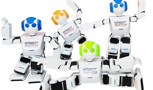 Robot Buddy sessions are fun and great entertainment