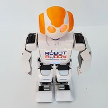 Robot Buddy has a full range of colours available