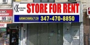 Newly Renovated Retail Space for Lease at 657 Flatbush Ave. Brooklyn NY Approx. 1,000 Square Feet