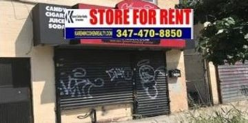 Store for Rent at 479 Ralph Ave. Brooklyn NY. 250 Square feet available