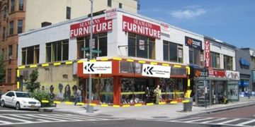 Retail Space for Lease 2,500 Square Feet at 550 Nostrand Ave, Brooklyn NY