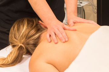 excellent relaxing pain relief massage in Lake Nona