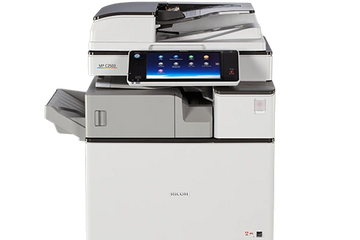 Ricoh MP C2054/2554 25/35 Page Per Minute Print Up to 12x18 2-4 Paper Cassettes Scan To Email/Folder