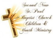 Second New St. Paul Baptist Church Children & Youth Ministry