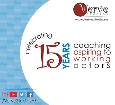 Verve Studios celebrates 15 years of coaching aspiring to working actors.