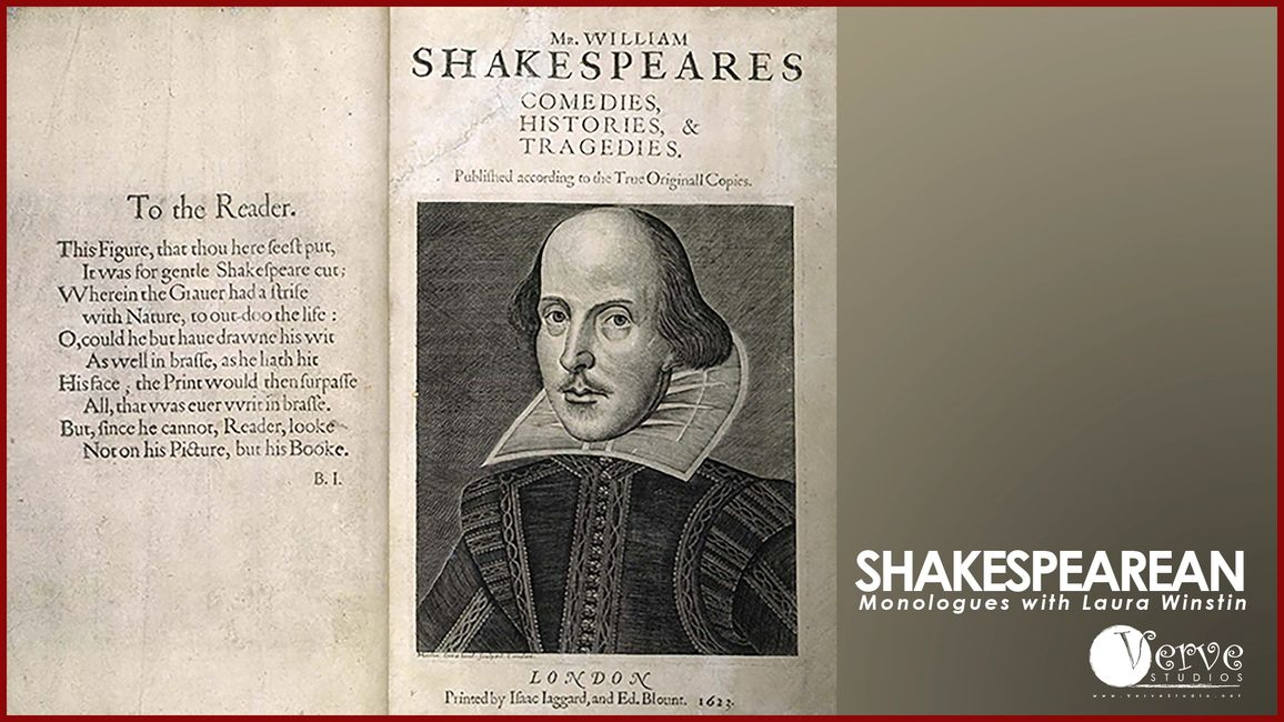 Verve Studios Shakespeare Monologues