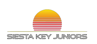 The logo of Siesta Key Juniors Volleyball Club