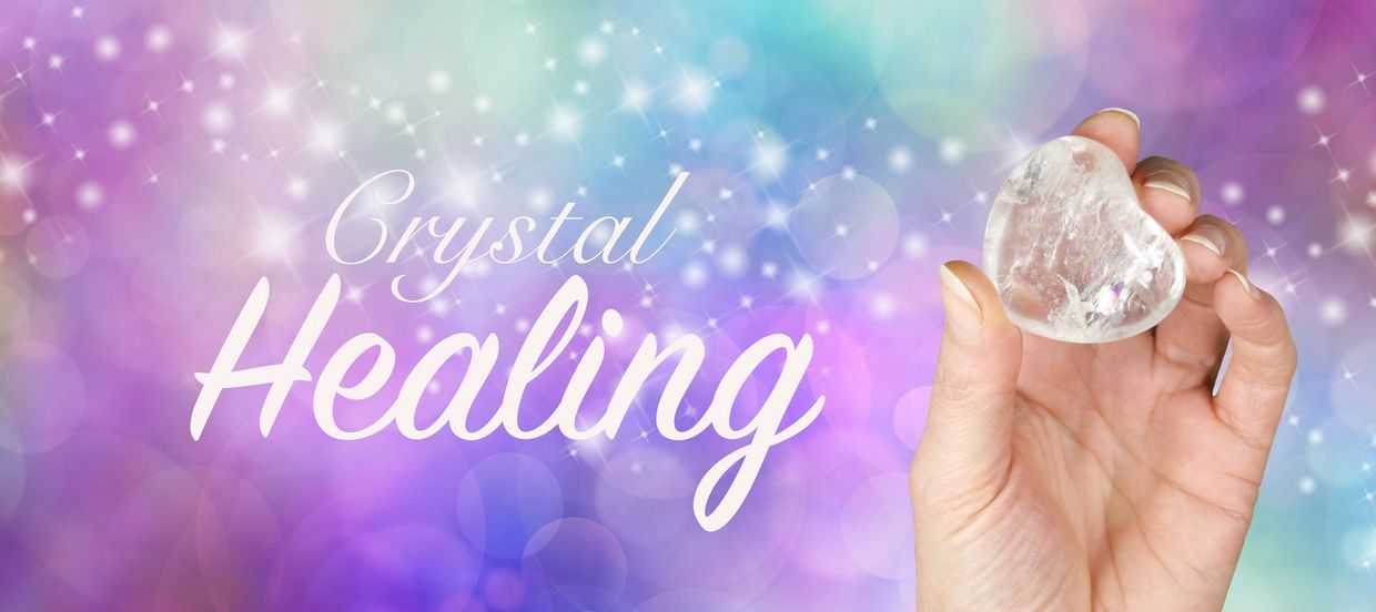 Crystal Healing | Enchantment Of The Soul