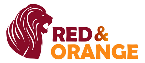 red & orange company